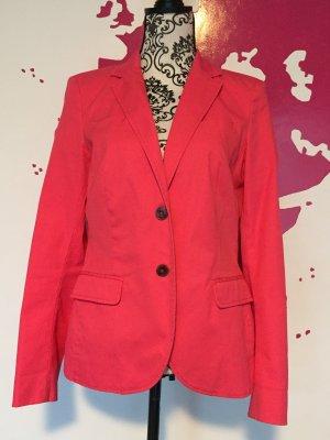 ESPRIT Blazer Gr. 40 Koralle Pink wenig getragen
