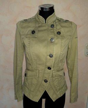 edc by Esprit Military Jacket khaki cotton