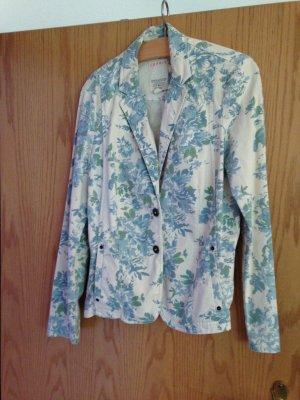 ESPRIT Blazer mit Blumen Muster