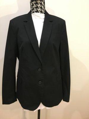 ESPRIT Blazer, schwarz, Baumwolle, Gr. 44, NEU und ungetragen