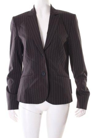 Esprit Blazer schwarz-weiß Nadelstreifen Business-Look