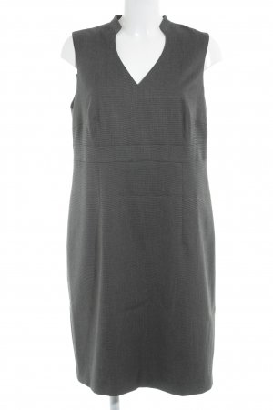 Esprit Pencil Dress dark grey flecked business style