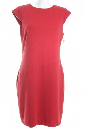 Esprit Bleistiftkleid rot Business-Look