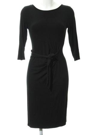 Esprit Kokerjurk zwart zakelijke stijl
