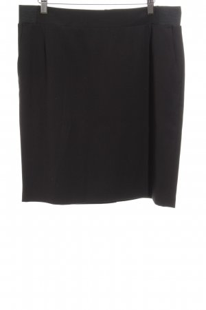 Esprit Falda de tubo negro estilo «business»