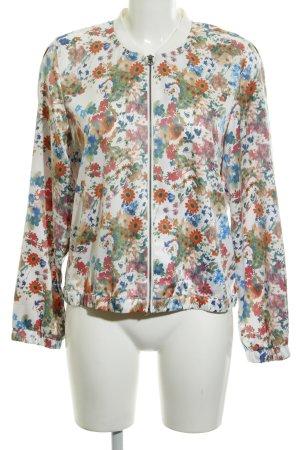 Esprit Blouson florales Muster Casual-Look