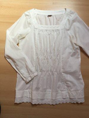 Esprit Bluse in Gr. 38 weiß
