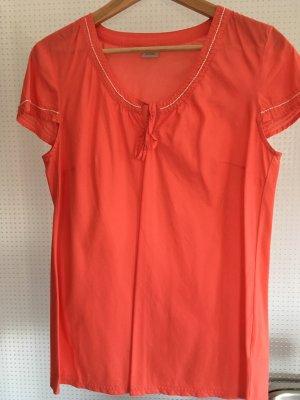 Esprit Bluse in orange (Größe 40)
