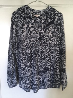 ESPRIT-Bluse mit floralem Muster