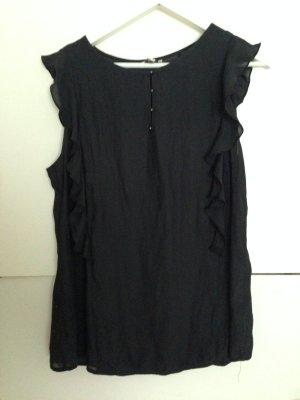 Esprit Bluse schwarz 42