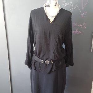 Esprit Bluse schwarz 42 Tunika