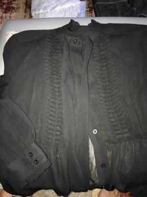 Esprit Bluse schwarz Gr. 36