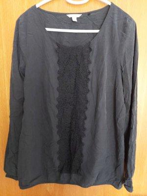 Esprit Slip-over Blouse black-anthracite