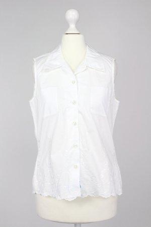 Esprit Bluse weiß Größe S 1711090010245