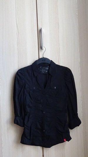Esprit Bluse XS schwarz