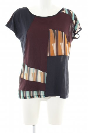 Esprit Dickey (for blouse) abstract pattern casual look
