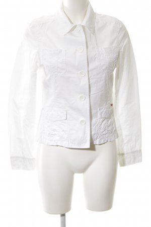 Esprit Blouse Jacket white casual look