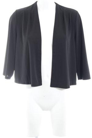 Esprit Blusenjacke schwarz Elegant