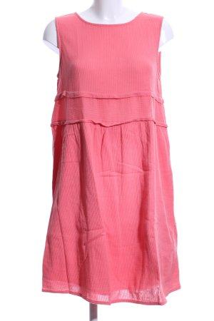Esprit Blusenkleid pink Casual-Look