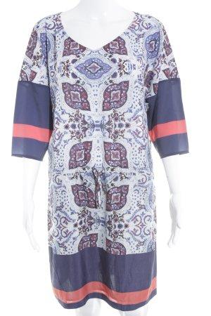 Esprit Blusenkleid abstraktes Muster Elegant