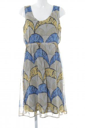 Esprit Blusenkleid abstraktes Muster Street-Fashion-Look
