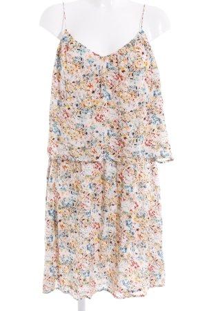 Esprit Blusenkleid Blumenmuster Boho-Look
