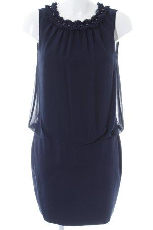 Esprit Blusenkleid dunkelblau Casual-Look