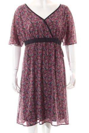 Esprit Blusenkleid florales Muster Casual-Look