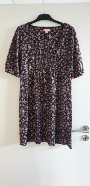 ESPRIT, Blusenkleid, floralgemustert