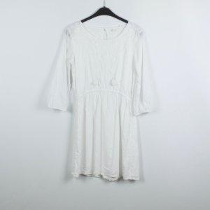 Esprit Blouse Dress white cotton