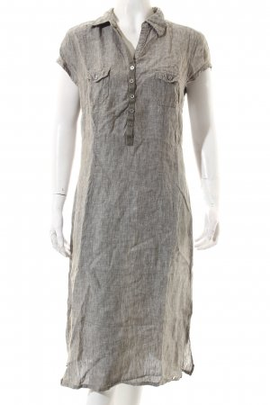 Esprit Blusenkleid grüngrau Casual-Look