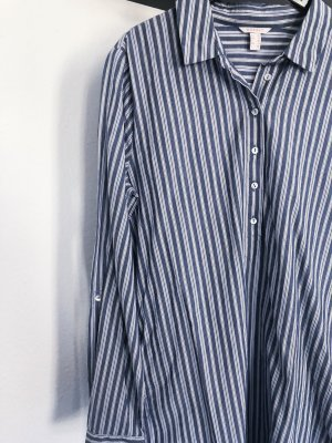 Esprit Blusenkleid Hemdkleid Blusenhemd Kleid streifen edc