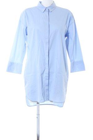 Esprit Blusenkleid himmelblau Casual-Look