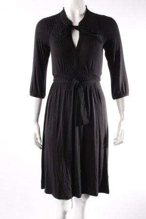 Esprit Blusenkleid schwarz