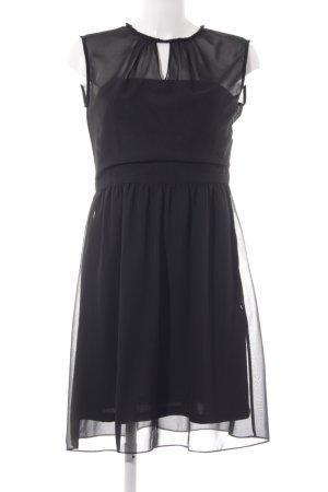Esprit Blousejurk zwart elegant