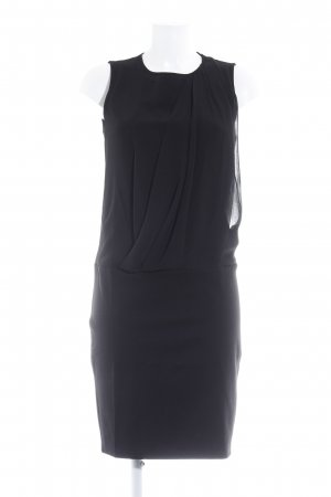 Esprit Blusenkleid schwarz Elegant
