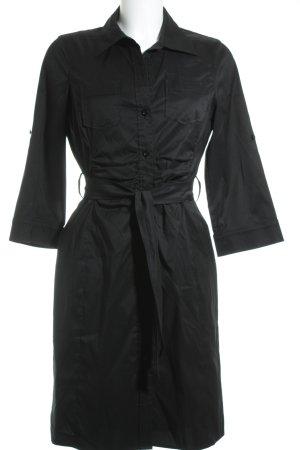 Esprit Blusenkleid schwarz schlichter Stil