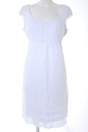 Esprit Blusenkleid wollweiß Romantik-Look