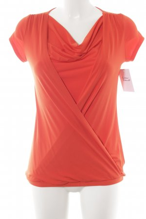 Esprit Blusentop rot Street-Fashion-Look