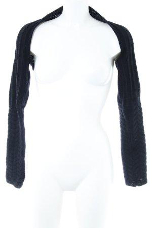 Esprit Torera negro modelo de punto flojo look casual