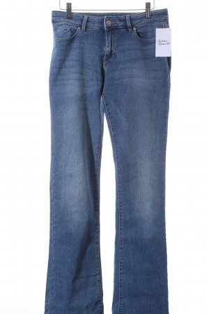 Esprit Jeans bootcut bleu style décontracté