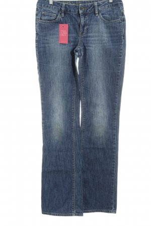 Esprit Boot Cut Jeans blue washed look