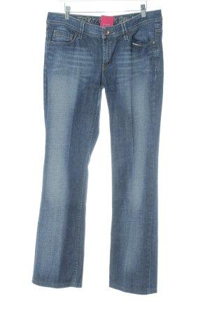 Esprit Jeans bootcut bleu foncé style dandy