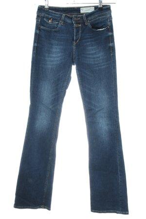 Esprit Boot Cut spijkerbroek blauw casual uitstraling