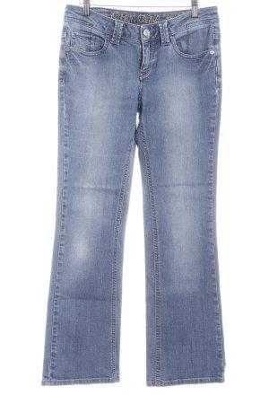 Esprit Jeans bootcut gris ardoise style décontracté