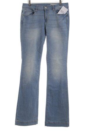 Esprit Boot Cut Jeans himmelblau Casual-Look