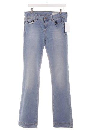 Esprit Boot Cut spijkerbroek azuur casual uitstraling