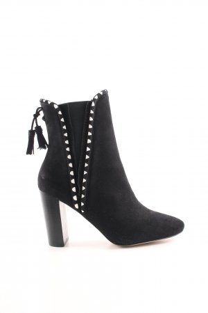 Esprit Booties schwarz Casual-Look