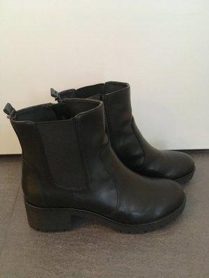 Esprit Boots Blogger schwarz 38 Stiefel Stiefeletten neu Fashion