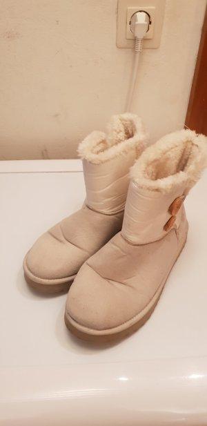 Edc Esprit Booties white